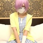 【コスプレエロ動画】Fate・マシューコスプレの素人レイヤーをアナル調教!
