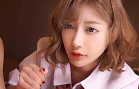 【コスプレエロ動画】最高級ボディの美女とセーラー服でセックス!