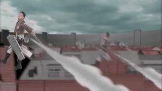 【コスプレエロ動画】進撃の巨人のパロディAVがクオリティ高すぎるwww